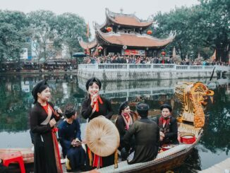 Bac Ninh tourism experience self-sufficient,