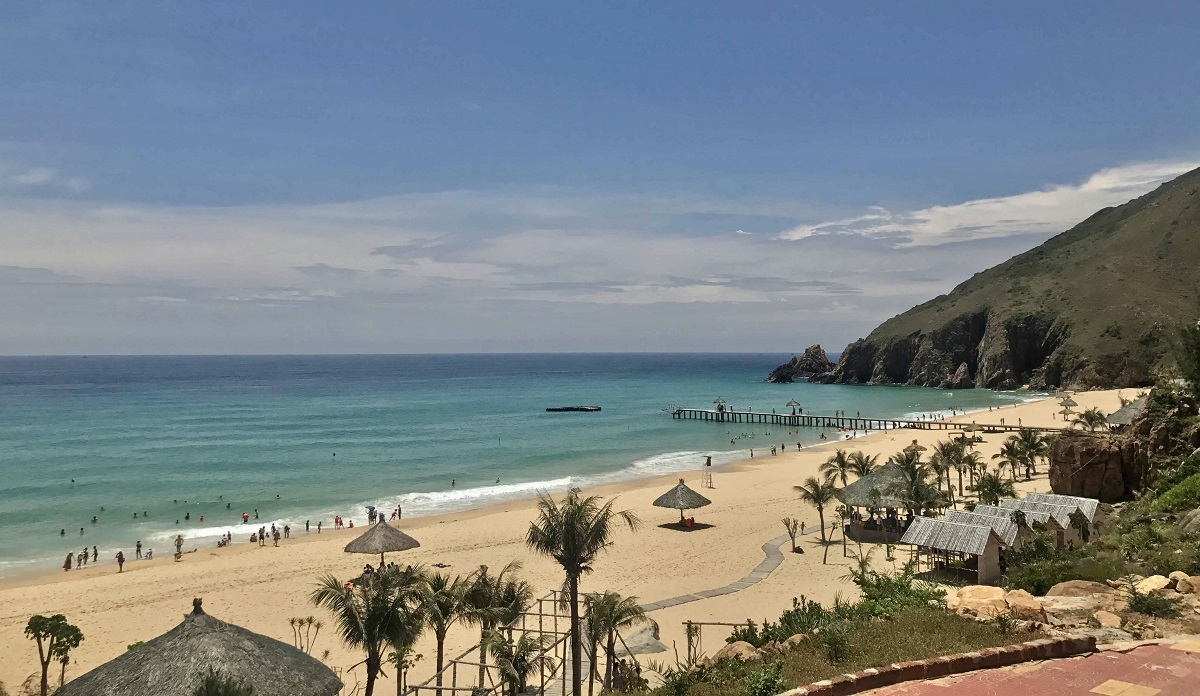 Vietnam, Quy Nhon, Ky Co, coral, beach, travel,