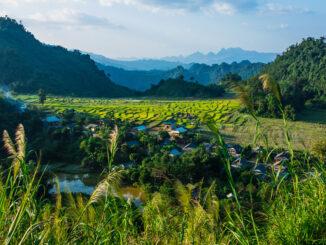 mai chau, mai chau travel guide, mai chau itinerary, things to do in mai chau, transport to mai chau