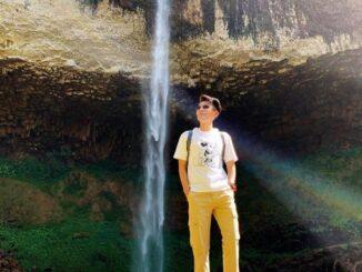 beauty of Lien Nung waterfall