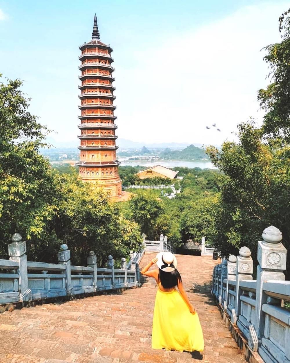 Discover the beauty of Bai Dinh Ninh Binh Pagoda