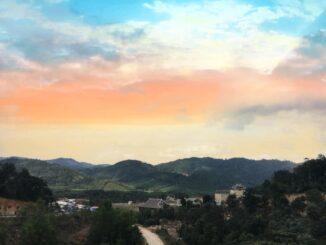 Review wandering West Yen Tu - Bac Giang by car
