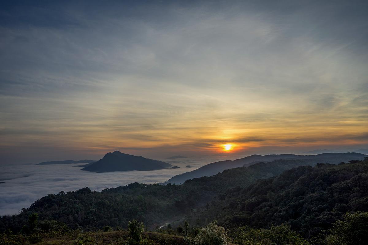 Visit Quang Tri's misty highland retreat