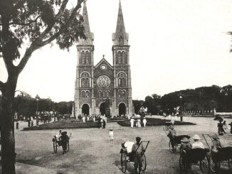Vietnam, landmarks, tourist destinations, 19th century
