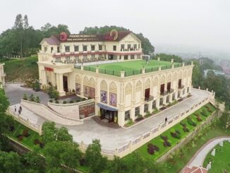 Top 10 most famous and luxurious hotels in Bac Ninh
