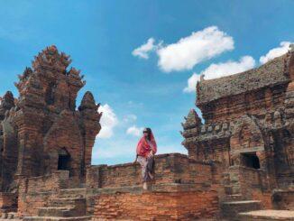 Discover the beauty of Poklong Giarai Cham Tower in Ninh Thuan