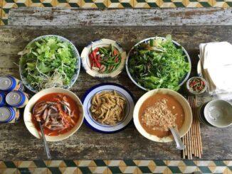 Top 5 irresistible delicious dishes of Da Nang