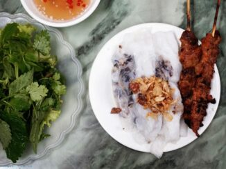 Always questioning the delicious dishes of Ha Long