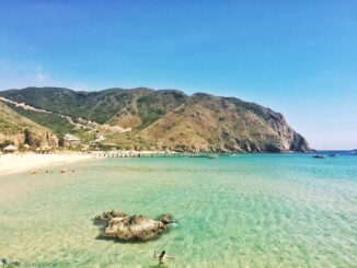 Ky Co, a beautiful sea paradise forgot the way back in Quy Nhon