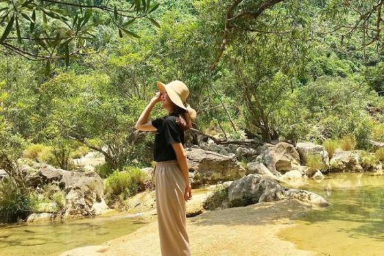 Quang Binh Cold Water Slot